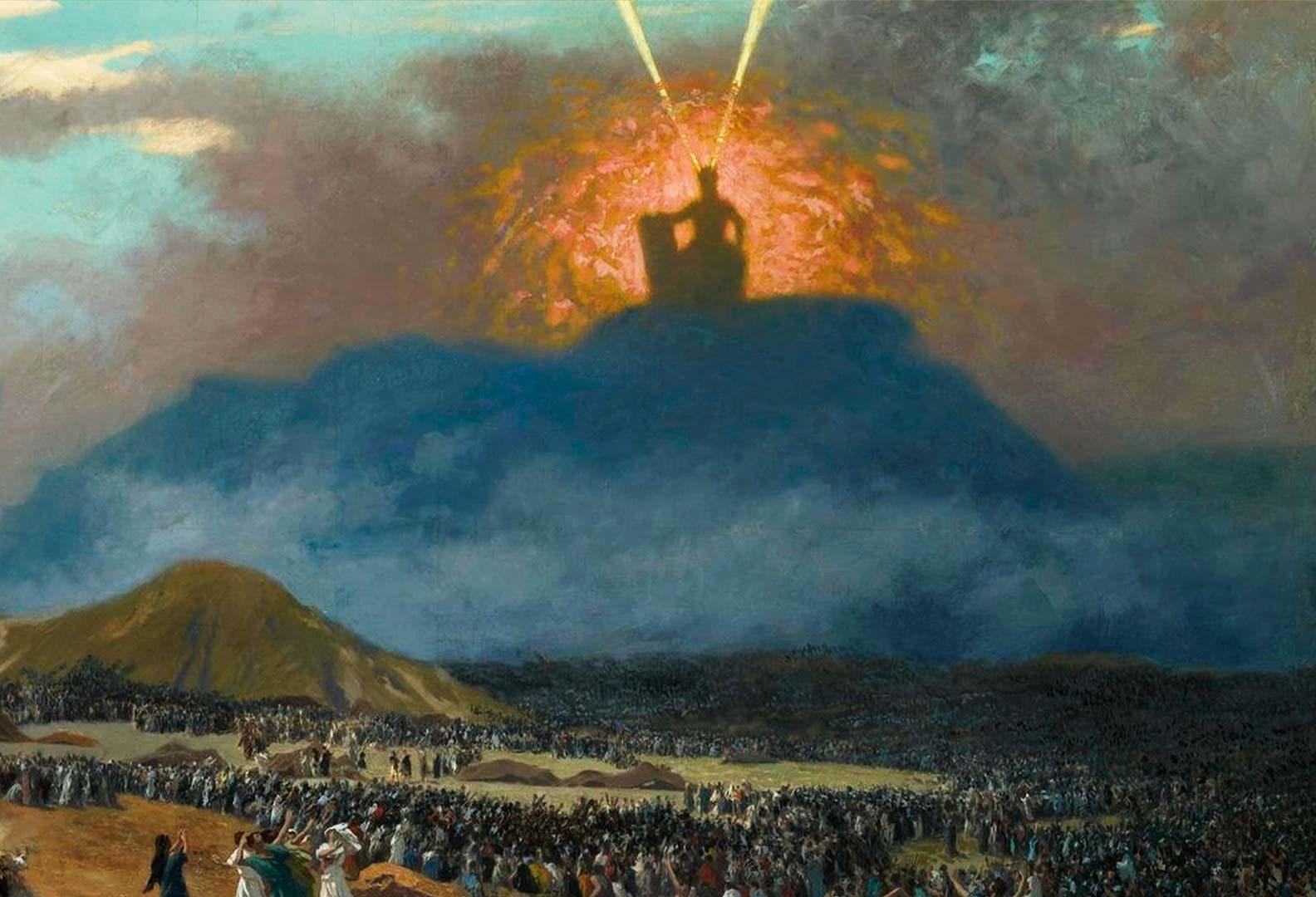 Descobrindo Deus no Pentateuco