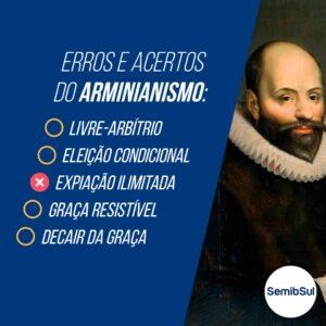 Uma Análise do Arminianismo (Entre o Calvinismo e o Arminianismo – Parte 2) – Semib Podcast #17
