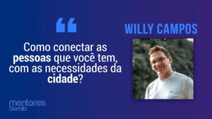 Como revitalizar sua igreja durante a Pandemia, inspirar pessoas com sua visão, e criar um bom planejamento (com Willy Campos) – Semib Podcast #29